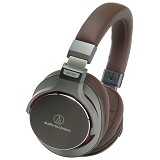 AUDIO-TECHNICA Hi Res Sound Quality Headphones [ATH MSR7] - Gun Metalik - Headphone Full Size